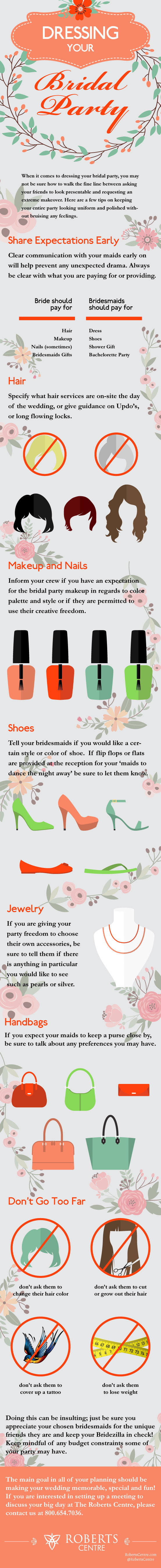 Dressing-your-Bridal-Party