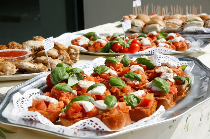 Business Canapes