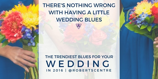 TRENDIEST BLUES FOR WEDDINGS