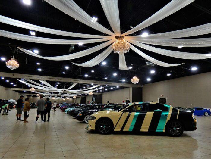 Car Show Indoor