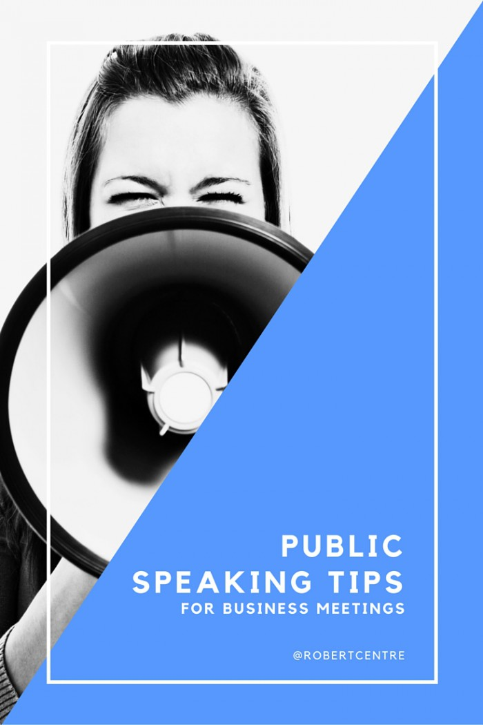 PUBLIC SPEAKING TIPS Pinterest pin