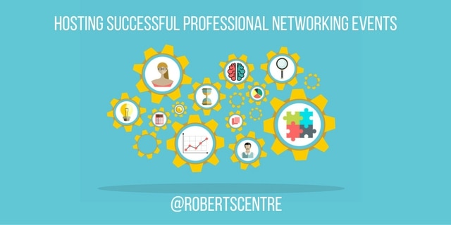 professional networking events image