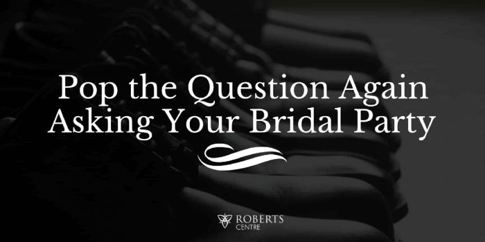 asking your bridal party