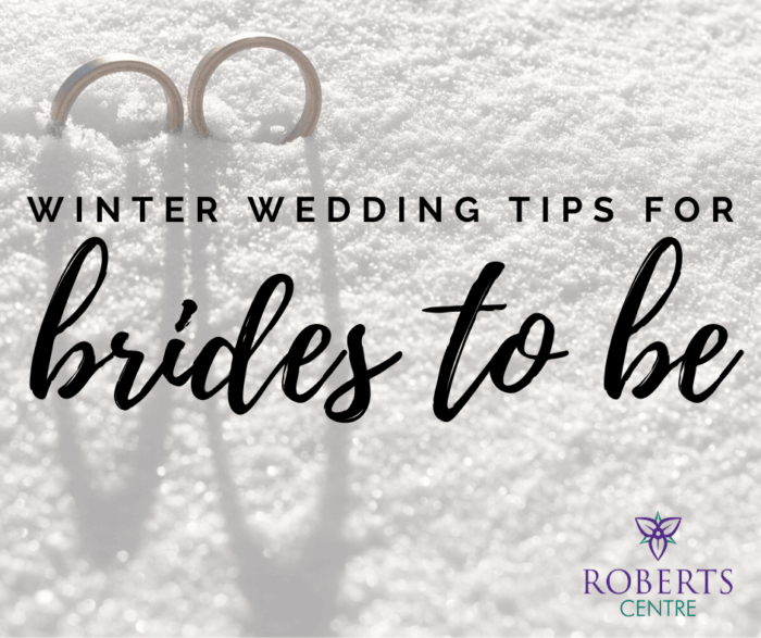 Winter Wedding Tips for Brides to Be